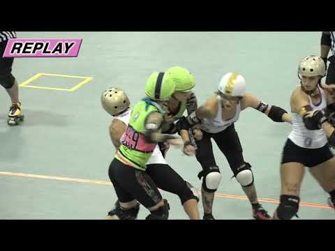 2018 International WFTDA Playoffs - Atlanta Game 12: Montréal v Jacksonville